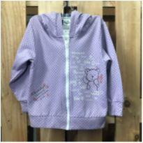 Blusa de moleton intanfil Aconchego do Bebê - 3 anos - Aconchego do Bebê