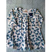 Vestido Flores - 2 anos - Milon