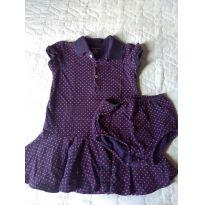 Vestido Bolinhas Ralph Lauren - 2 anos - Ralph Lauren