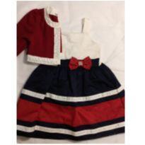 Vestido arrumadinho - 1 ano - Miss Trm