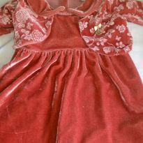 Vestido - 3 a 6 meses - Nick e Rovitex Baby