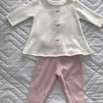 Conjunto em lã - Recém Nascido - Noruega Baby