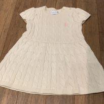 Vestido Ralph Loren - 9 meses - Ralph Lauren