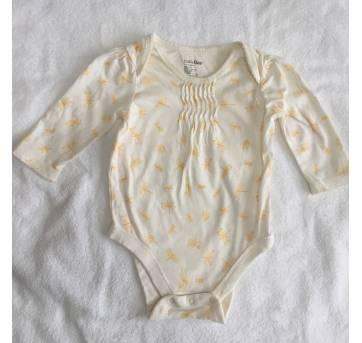 Body BabyGap - 3 a 6 meses - Baby Gap