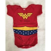 Body mini maravilha - 6 a 9 meses - Xandinho Baby