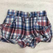 Shorts Oshkosh - 6 meses - OshKosh