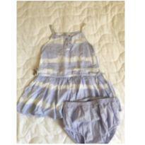 Vestido com calcinha Oshkosh - 18 meses - OshKosh