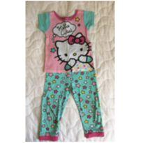 Pijama Hello Kitty - 2 anos - Hello Kitty by Sanrio