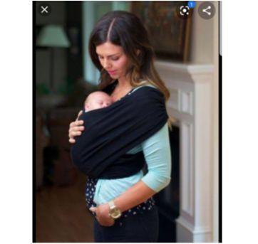 Sling prático/ Carregador de bebê - Sem faixa etaria - JJ cole