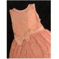 Vestido de rendinha - 6 anos - Não informada ( Replica)