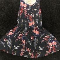 Vestido florido - 6 anos - Carinhoso