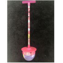 Pula pula jump ball Barbie Líder -  - Lider brinquedos