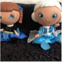 Kit bonecas Elsa e Ana -  - Marca não registrada