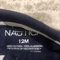 Camiseta polo nautica - 1 ano - Nautica