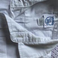 Camisa branca chicco - 2 anos - Chicco