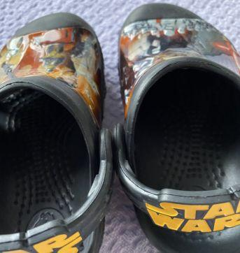 Crocs Star wars lindo - 21 - Crocs