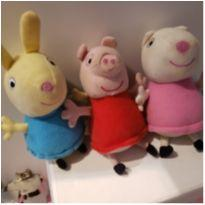 Kit Peppa Pig -  - Não informada