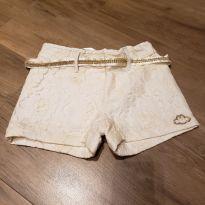 Shorts Lilica com cinto - 18 a 24 meses - Lilica Ripilica