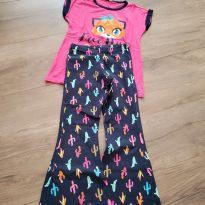 Pijama - 4 anos - Puket