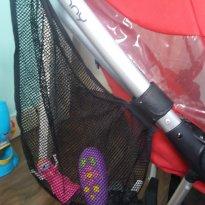 Cesto de tela para carrinhos de bebê -  - J.L. Childress