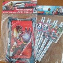 Kit pós festa Avengers (Os Vingadores) -  - Regina Festas