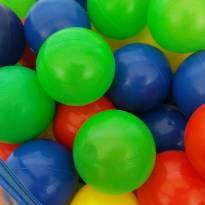 Kit bolinhas coloridas com 100 -  - braskit