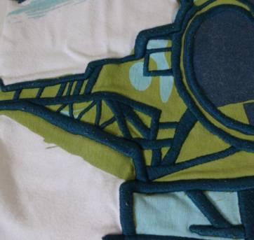 Camiseta Gymboree Helicoptero - 3 anos - Gymboree