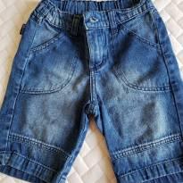 Bermuda jeans - 4 anos - Não informada