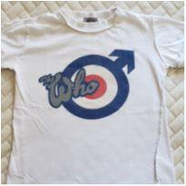 Camiseta rock The Who da Amplified - 6 anos - Outras