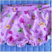 Shorts saída de banho para fralda - 2 anos - Tip Top