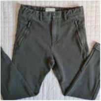 Calça estilosa da Zara tam 10 - 10 anos - Zara Boys
