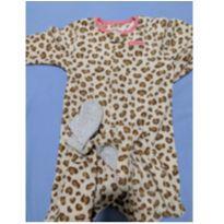 Pijama de oncinha Carter`s 5t - 5 anos - Carter`s