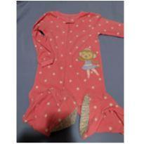 Pijama macaquinho bailarina poá Carter`s 5t - 5 anos - Carter`s