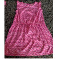 Vestidinho rosa soltinho palomino tamanho 6 - 6 anos - Palomino