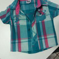 Camisa Bebê - 0 a 3 meses - Trick Nick