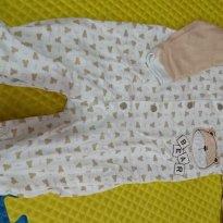 Macacão ursinhos - 3 a 6 meses - ZigMundi