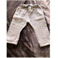 Calça social menino - 18 a 24 meses - Zara Baby