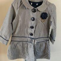 Vestido Milon tamanho 2 - 2 anos - Milon
