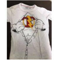 Camisa Tigor - 4 anos - Tigor T.  Tigre