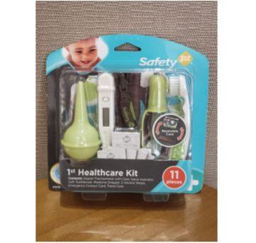 Kit de Higiene e Saúde - Sem faixa etaria - Safety 1st