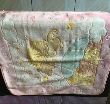 Cobertor saco de dormir - Sem faixa etaria - Colibri