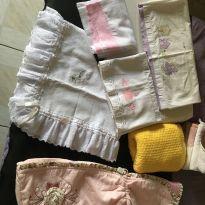Lotinho de mantas e lencois -  - Variadas