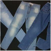 Calças jeans 3 e 4 anos - 6 anos - Variadas