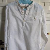 Camisa Zara Boy - 6 anos - Zara