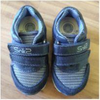 Tênis Chicco SNK2 quase novo - 20 - Chicco