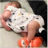 MACAQUINHO LINDO E ESTILOSO! - 6 a 9 meses - Biramar Baby
