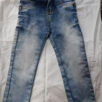 Linda calça jeans - 9 a 12 meses - Baby Way