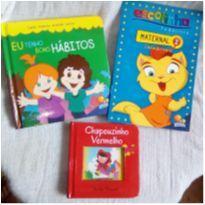 Livros infantis -  - Ciranda Cultural, Todolivro , Parragon Books e Girassol