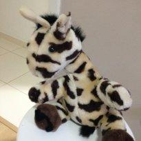Girafa de pelucia - Sem faixa etaria - Parmalat