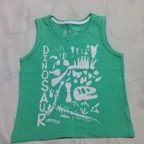 Camiseta estampa dinossauro - 2 anos - Baby Club
